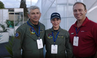 Aerosync Attends Rionegro Air Show 2013