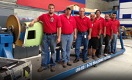 Aerosync Delivers UH60 Tailcone Jig